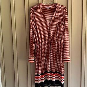 Tommy Hilfiger Long Sleeve Dress size 16